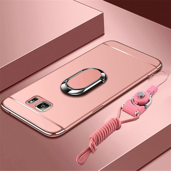 Galaxy S7 Edge Magnetic Ring Case