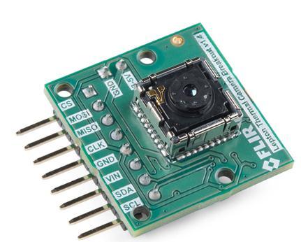 FLIR Thermal Imager Device Infrared Temperature Sensor