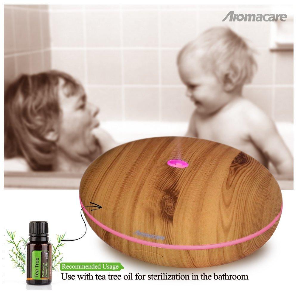 Aromacare 400ml razprševalnik eteričnega olja, ultrazvočni - Gospodinjski aparati - Fotografija 3