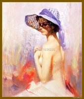 sex images painting handmade oil painting Western sex pictures girl beautiful naked women nude girl oil painting for home