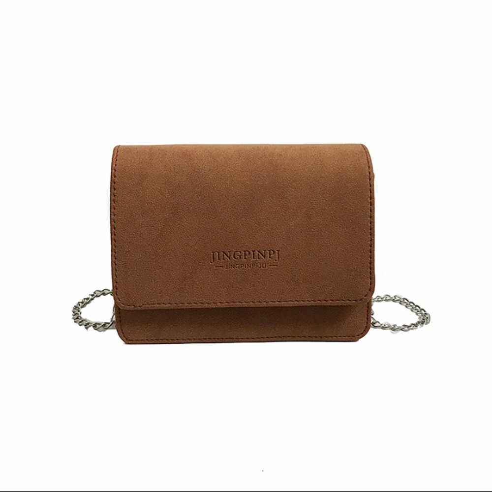 8bc683d040 Super Fire Bag Diagonal Fairy Chain Bag Small Bag Women Tide Retro Design  Handbags Satchel Messenger Bags Ladies Flap Bags#40