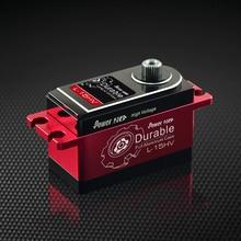 POWER HD L 15HV Aishen short full metal body digital servo Electric oil moving road grader Flat car
