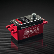 파워 hd L 15HV aishen 짧은 풀 메탈 바디 디지털 서보 전기 오일 이동로드 그레이더 플랫 카