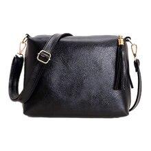 Fringe candy crossbody designer messenger shoulder soft brand color bags leather