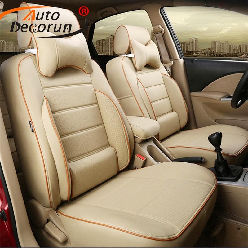 AutoDecorun anpassade locksäten Bil för BMW X1-serien Tillbehör - Bil interiör tillbehör