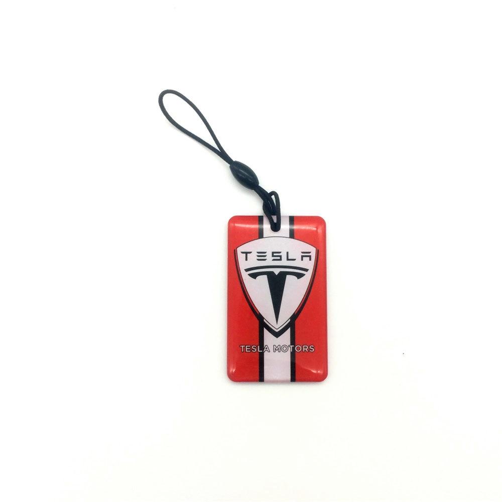 1Pcs 13.56Mhz UID Changeable Chinese Magic S50 1K NFC Card Block 0 Rewritable Blank Card Keyfob Badge Fob Token Tag Copy