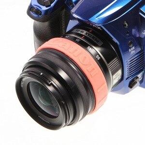 Image 3 - Meking Anillo de enfoque de seguimiento de silicona para Canon DSLR, filtro de lente antideslizante, banda de goma para Control de zoom