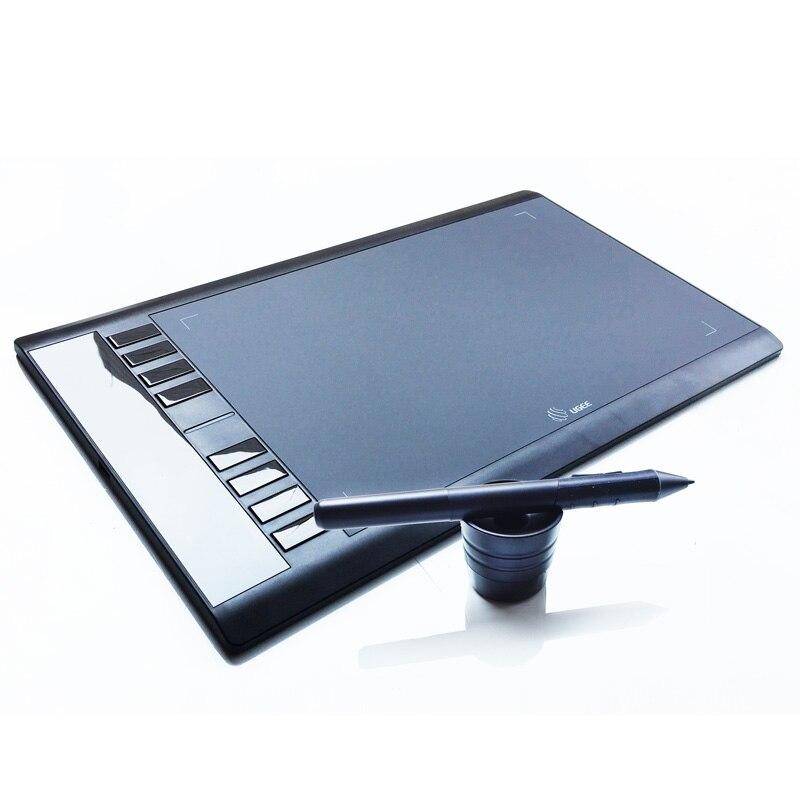 UGEE M708 8192 niveaux 10x6 pouces Smart graphique dessin tablette numérique tablette Pad dessin pour l'écriture peinture Pro Designer wacom - 5