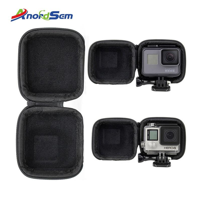 2 1 Impermeable Duro Estuche Protectora Caja De Accesorios 5 3 4 GoPro Hero 6