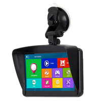 Xgody 884 навигатор Навител 7 дюймов Автомобильный GPS навигации 128 М 16 ГБ емкостный Экран FM Автомобильный GPS авто СБ nav Бесплатная Географические ...