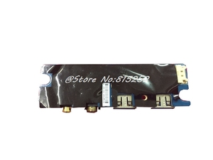 Image 2 - מחשב נייד אודיו שקע קטן לוח USB לוח קטן עבור MSI GS60 MS 16H2A 1.1 חדש ומקורי