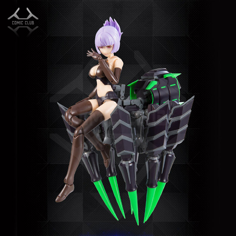 COMIC CLUB IN-STOCK 1/12 Frame Arms Girl ARACHNE By E-model Assembly Toys Action Robot Toys Figure