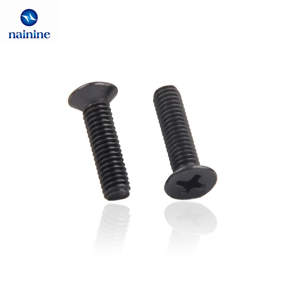 100pcs-m2-m25-m3-km-black-countersunk-head-machine-screws-ss08