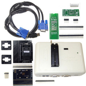 Image 1 - RT809H EMMC   Nand FLASH Programmer + BGA64 พิเศษ EMMC สำหรับ RT809H โปรแกรมเมอร์ RT BGA64 01 ซ็อกเก็ต