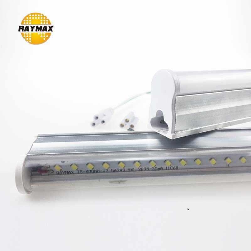 Светодиодный трубки T5 свет лампы интегрированной Проходная Втулка 30 см 60 см 90 см 120 см 2ft 4ft 300 мм 600 мм T5 светодиодный огни SMD 2835 освещения трубки, лампы