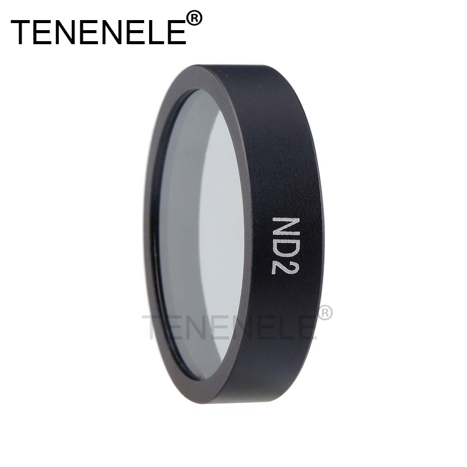 TENENELE Phantom 3 Drone Filter ND 2 4 8 16 32 Came Filters Set For DJI Phantom 3 4K Advanced Standard SE Pro Drones Accessories
