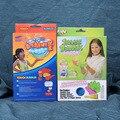 1 Unidades burbujas bouncing conjunto de juguete para niños con guante mágico 20 cm no tóxico Seguro Gazillion Burbujas Malabares actividad conjunto de herramientas