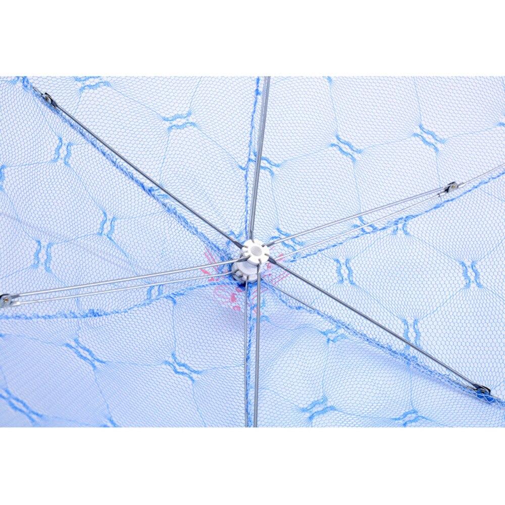 pliable alimentaire couvre parapluie style anti mouche moustique