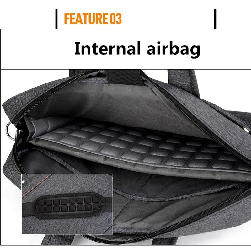 Бренд водонепроницаемый сумка для - Аксессуары для ноутбуков - Фотография 4