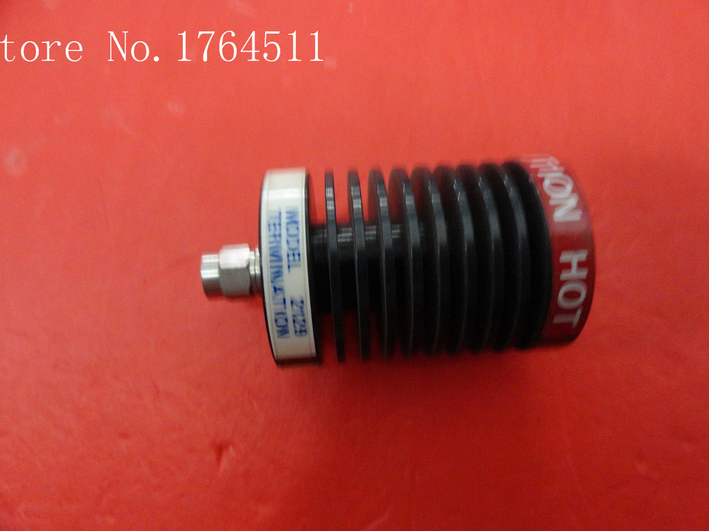 [BELLA] The Supply Of MIDWEST Precision Coaxial Load 2129 SMA  --2PCS/LOT