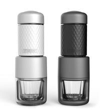 Manual Coffee Maker Hand Pressure Portable Espresso coffee and cappuccino