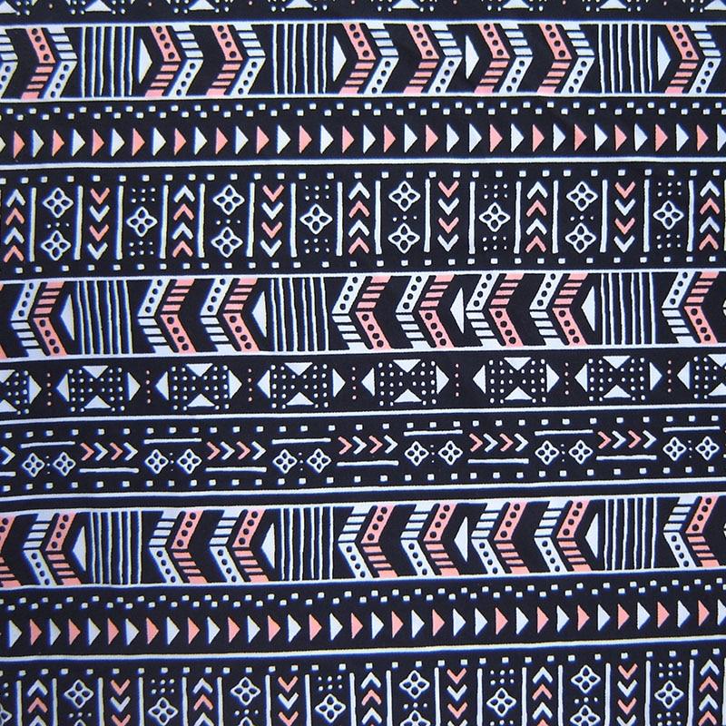 French dressing fabric covered elastic bikini the