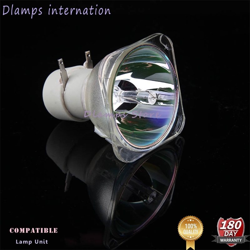 compatible MW519 MP502 MP511 MP511+ MP512 MP514 MP522 MX850UST MP525P MP575 MP575P MP612 MP612C MP622 Projector bulb for Benq compatible projector lamp for benq 5j j1v05 001 mp525p mp575 mp576