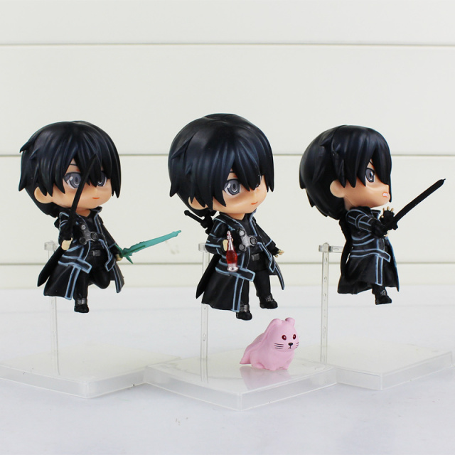 Sword Art Online : 3 Kirigaya Kazuto Q Version