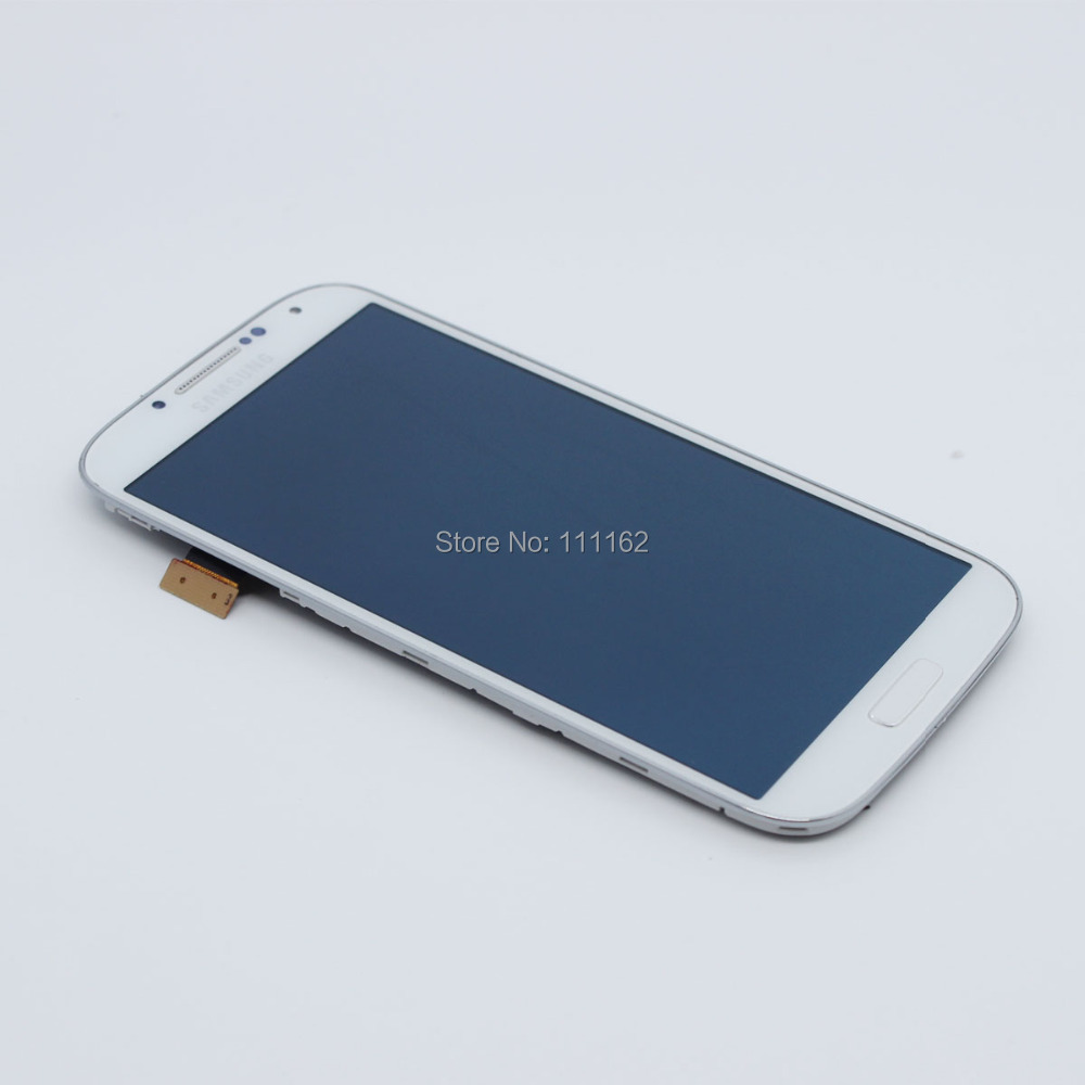 LCD + Touch Screen For SAMSUNG GALAXY S4 (E330S)LTE - A Gala S4 (white) replacement pantalla parts