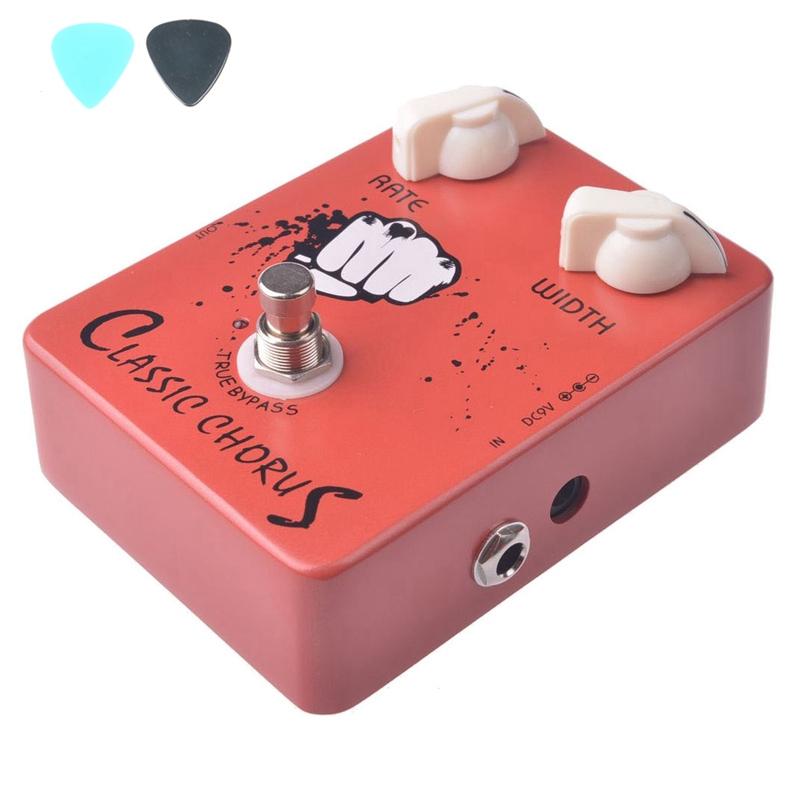 JF-05 Classic Chorus Effects Guitar Pedal JF05 Effect Pedal JOYO Classic Chorus Pedals JOYO guitar accessories aroma effect pedals package sales classic chorus and analog delay guitar effect pedal integrant pedals for player free shipping