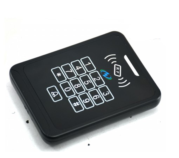 Good Qualiy Standalone F013 Single Access Control 3000 Users Id Card Reader High Security Access Control System