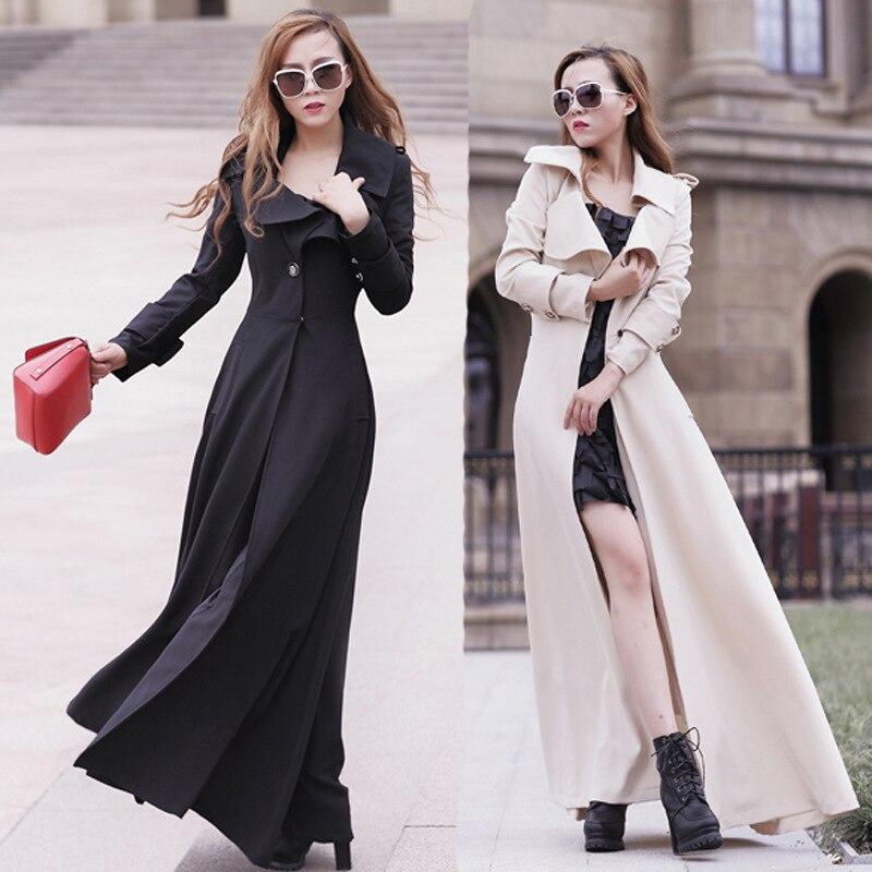 Popular Extra Long Coats for Women-Buy Cheap Extra Long Coats for ...