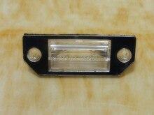 1 Pezzo targa Posteriore Fanale posteriore della lampada della luce targa per Ford Focus 2 2005-2011