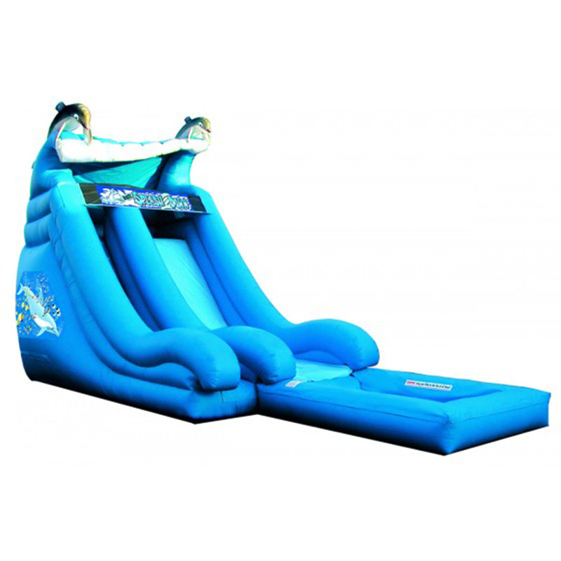Factory direct selling cheap water slide/PVC inflatable slide with pool for sale Factory direct selling cheap water slide/PVC inflatable slide with pool for sale