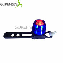 Flash Warning Bicycle Frame light LED Cycling Safety Light Waterproof Front Rear Tail Helmet Red Flash Lights Safety  Lamp Light