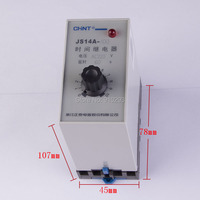Time Relay JS14A 00 AC220V Delay 60s