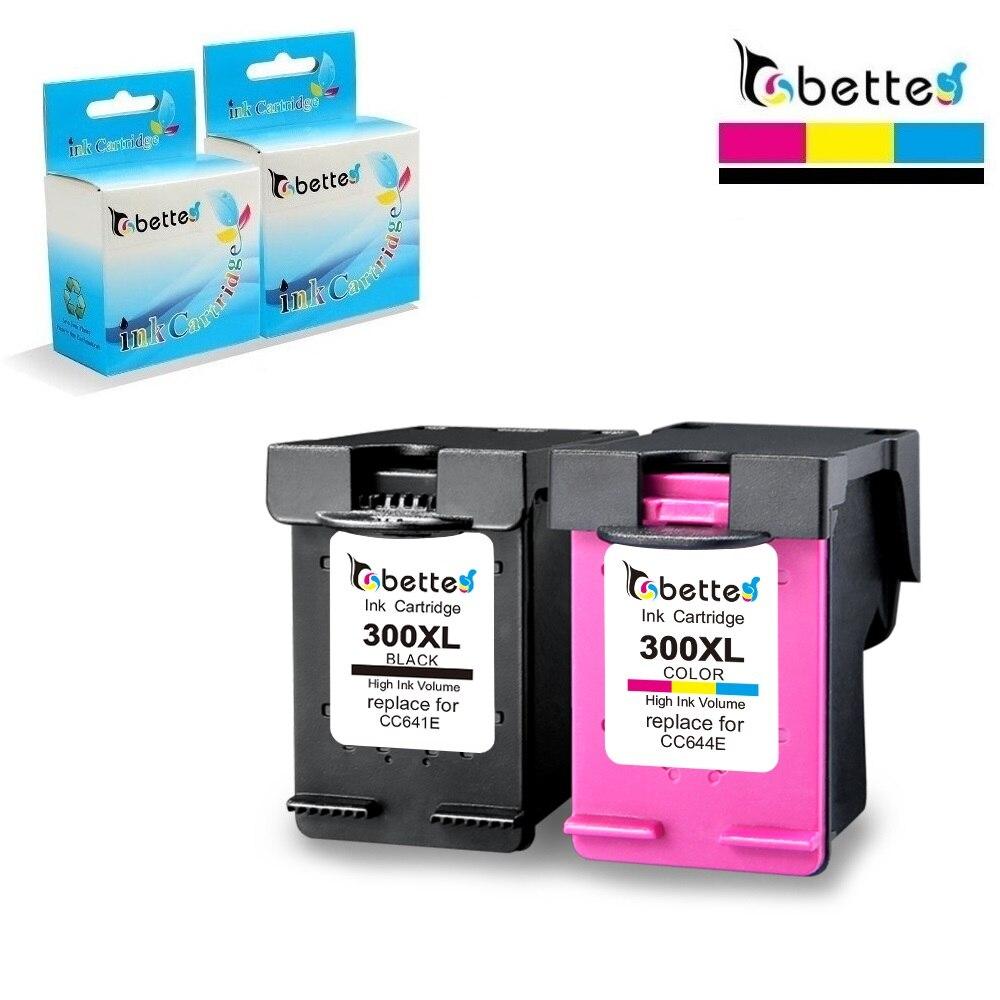 Click here to Buy Now!! BETTE Cartouches D. BETTE Cartouches D encre de  Remplacement pour HP 300 300XL ... 1f927812cb23