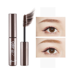 Make Up Cosmetics Eyebrow Mascara Cream Eye Brow Shadow Makeup Set Kit Waterproof 3 Colors Dye