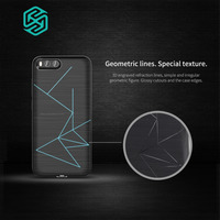 For Xiaomi Mi 6 Case Nillkin QI Wireless Charging Receiver Case Back Cover Compatible With Magnetic