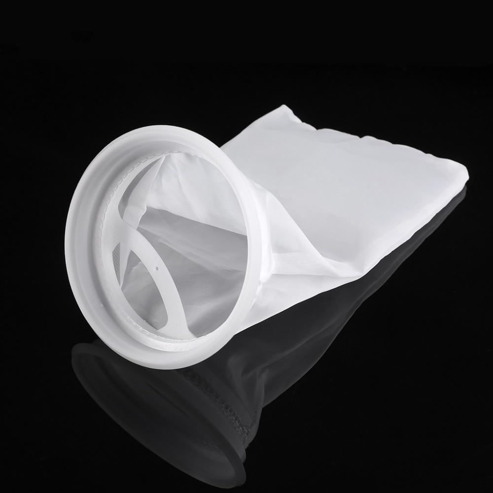 New Filter Sump Sock Micron Bag Weight Aquarium Filters Socks Bag