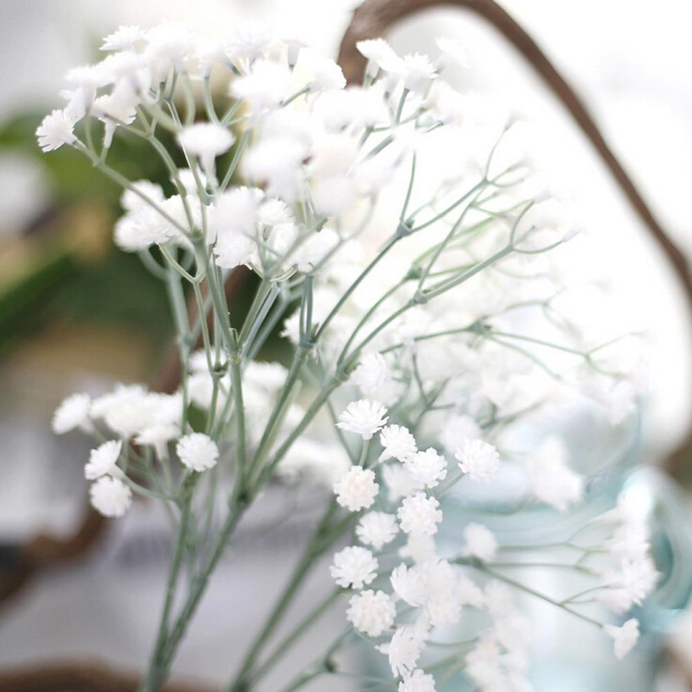Маленькие белые цветы для украшения букетов, роз недорого