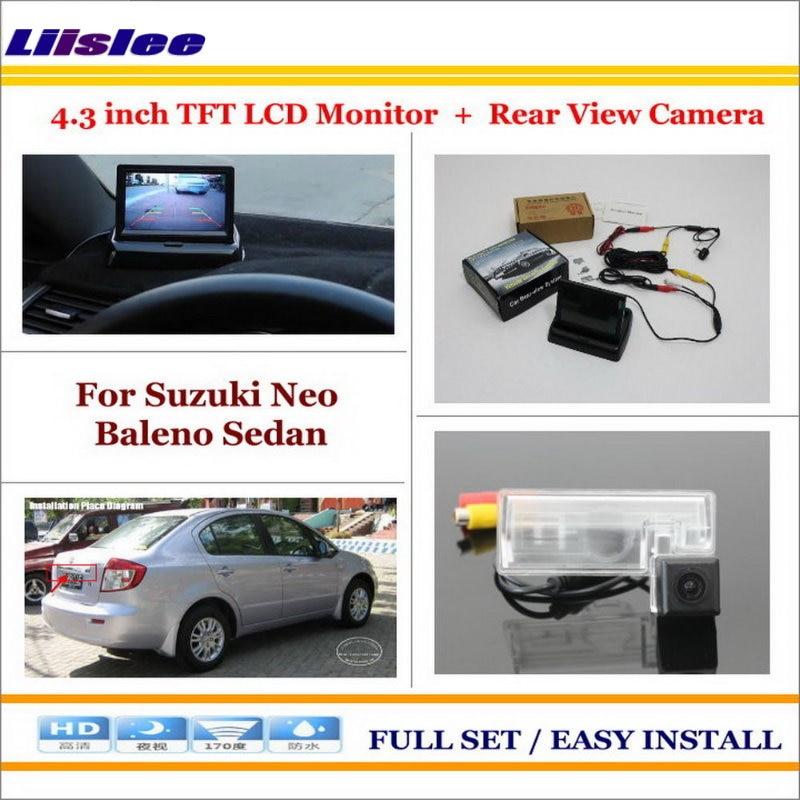 Neo Baleno: ᐂLiislee Dla Suzuki Neo Baleno Sedan Samochodów Rewers