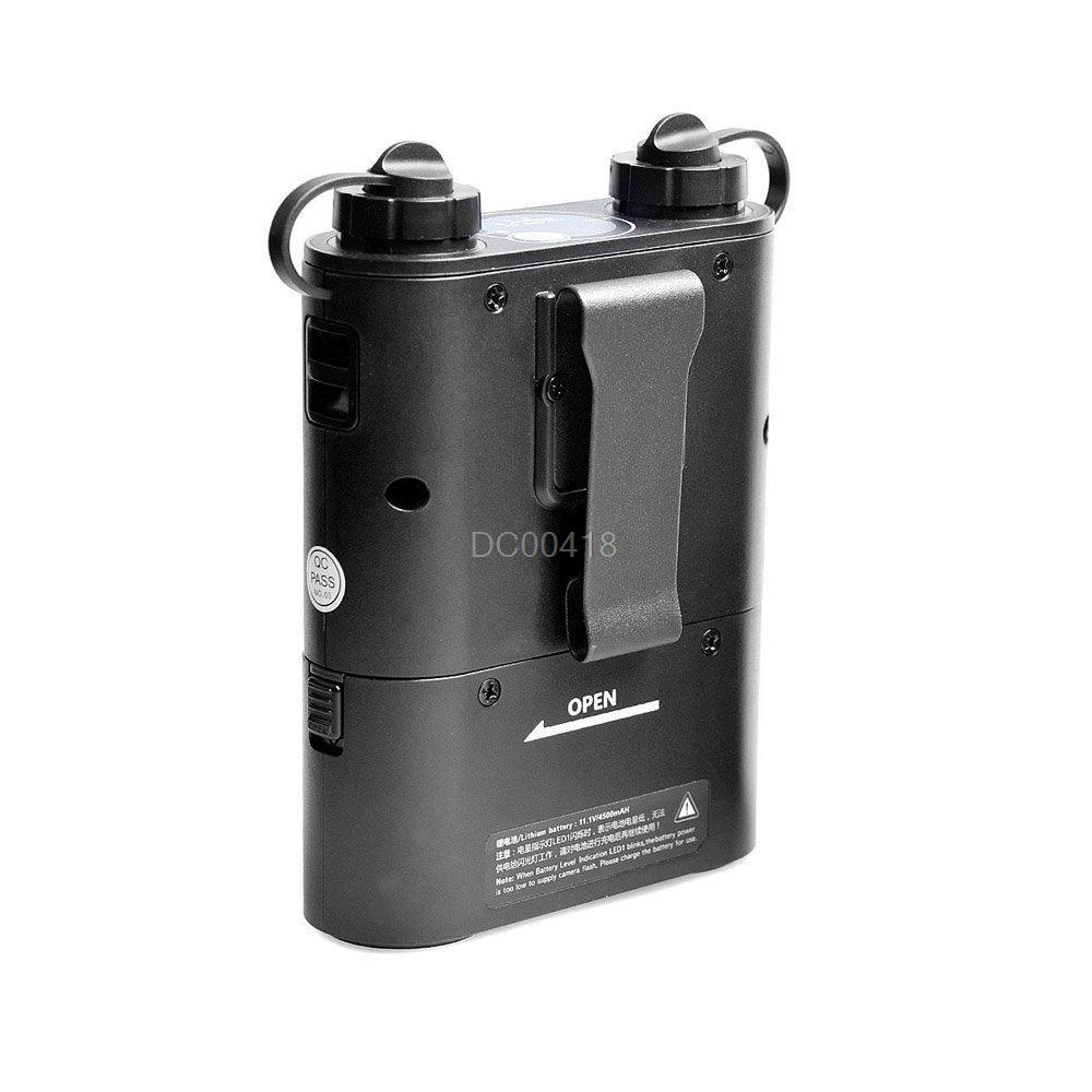 Godox PB960 Speedlite met dubbele uitgang Flash Power Battery Pack - Camera en foto - Foto 4