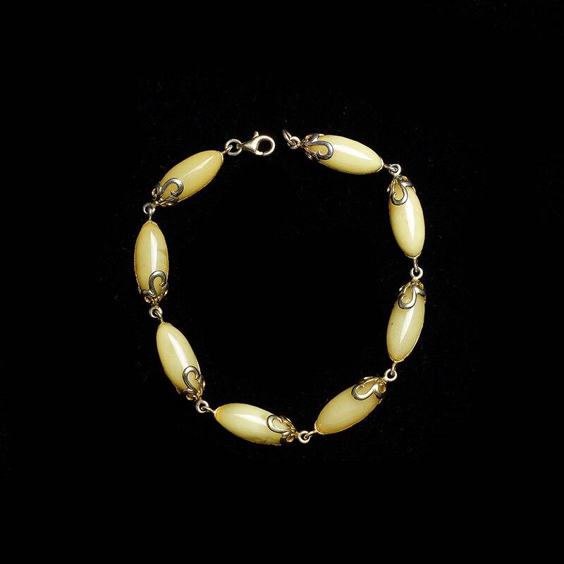 JIUDUO զարդեր 925 ստերլինգ արծաթագույն - Նուրբ զարդեր - Լուսանկար 2