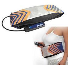20PCS lot Sauna Vibra Belt Fat Burning Weight Lossing Vibration Belt Massaging Belt Hip Waist Belly