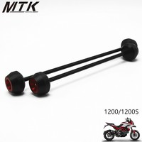 Free shipping for DUCATI MULTISTRADA 1200/1200S 2010 2015 CNC Modified Motorcycle drop ball / shock absorber