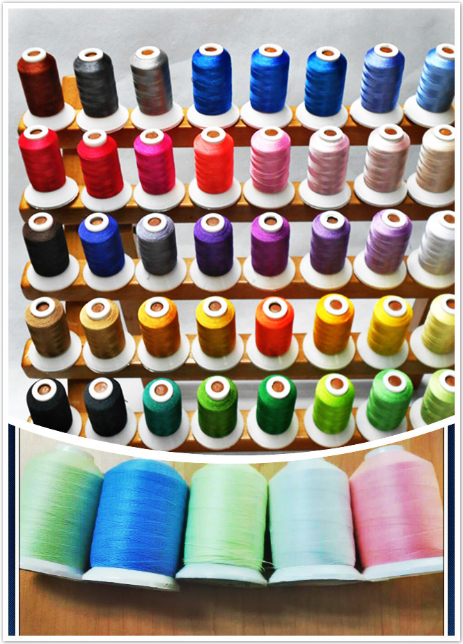 Brother Colors Series Computer Machine Embroidery Thread Polyester