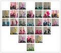 Бесплатная Доставка, 100 пар Обуви для барби, кукла Аксессуары Для Куклы Барби, высокие каблуки для барби оптовая кукла обувь