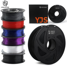 Filament d'imprimante 3D CREOZONE 1.75mm 1KG PLA ABS Nylon bois ptu PETG carbone ASA PP PC 3D Filament d'impression en plastique de moscou(China)