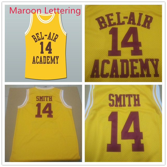 1830ca614a06 Will Smith Basketball Jersey